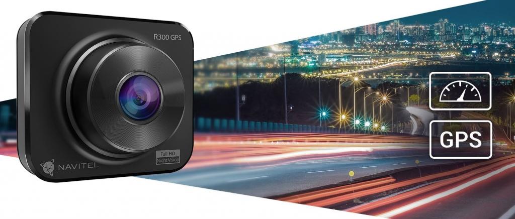 Autokamera Navitel R300