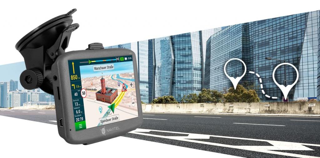 GPS Navigace Navitel E200 LM