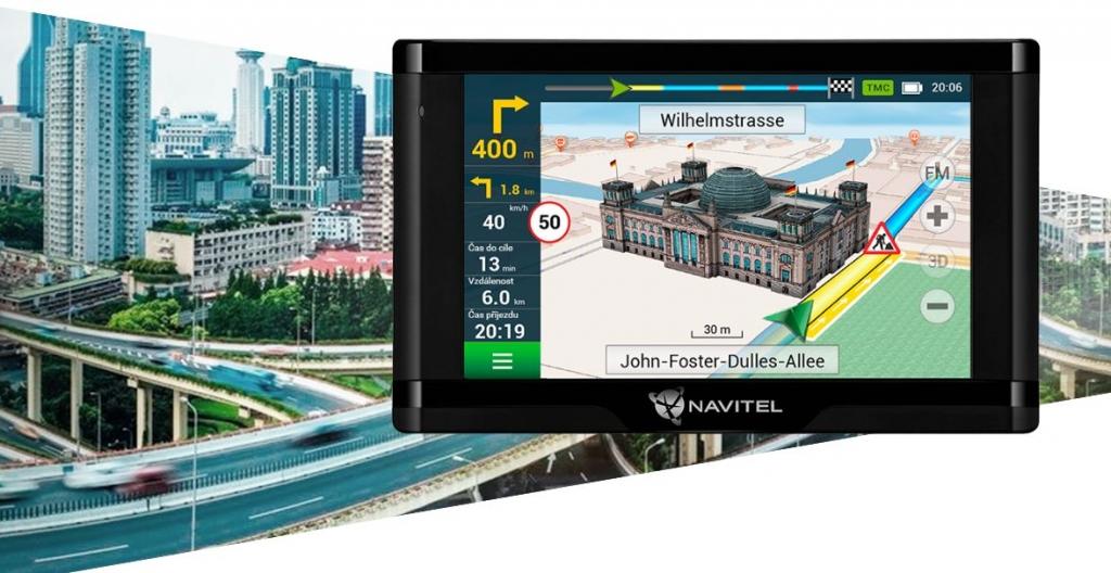 GPS Navigácia Navitel E500 LM