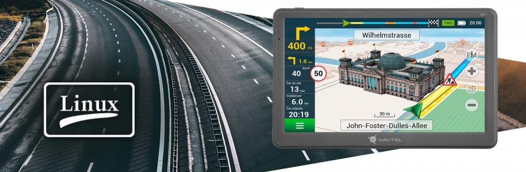 GPS Navigácia Navitel E700 LM