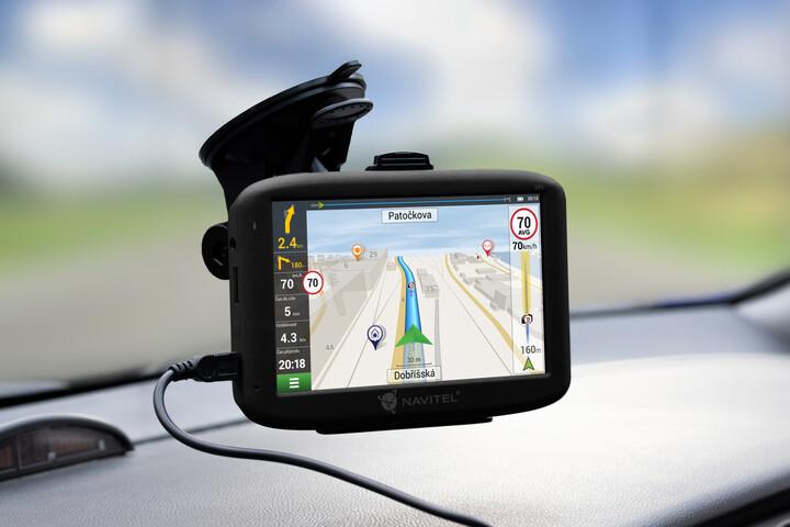 GPS Navigácia Navitel F300 LM