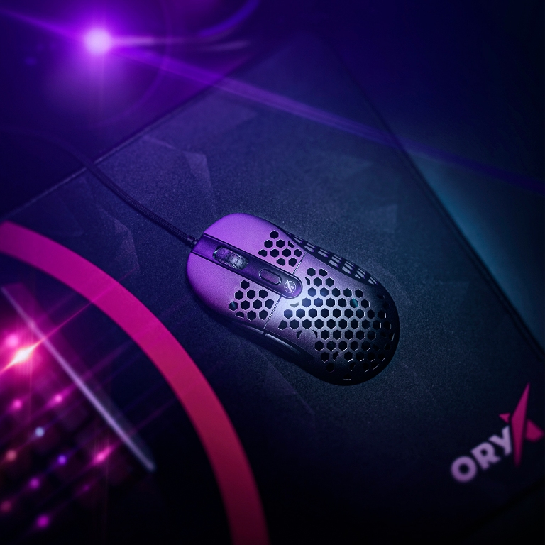 Herní myš Niceboy ORYX M666 Daemon