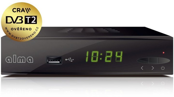 Set-top-box Alma 2860