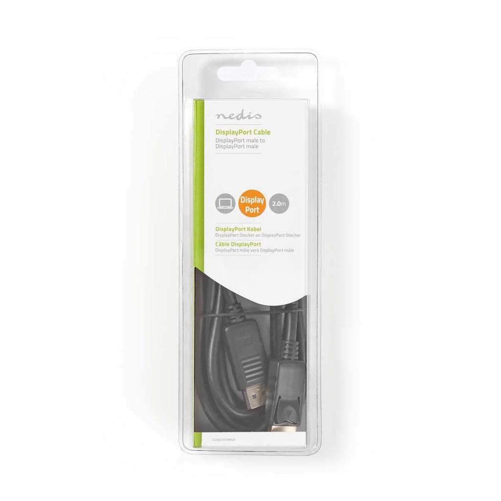 Kabel Nedis DisplayPort
