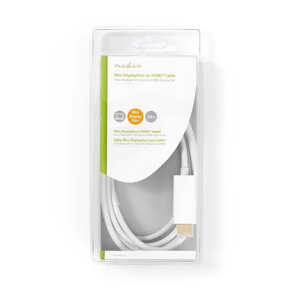 Kabel Nedis mini DisplayPort