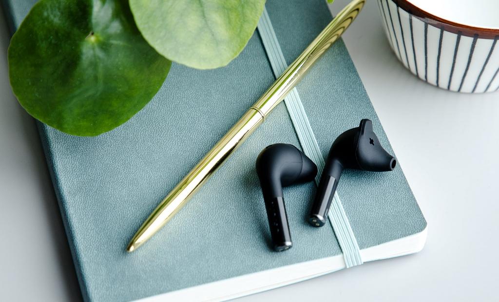 Bezdrátová Bluetooth sluchátka do uší DeFunc True Go