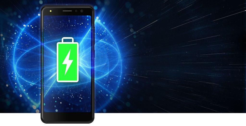 Mobilný telefón Energizer Powermax P490S