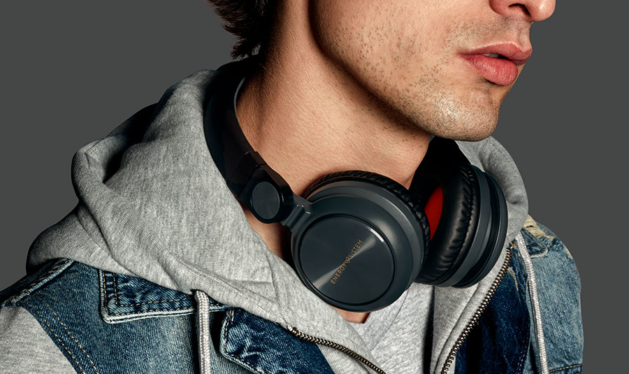 Bezdrátová Bluetooth sluchátka ENERGY BT Urban 2 Radio