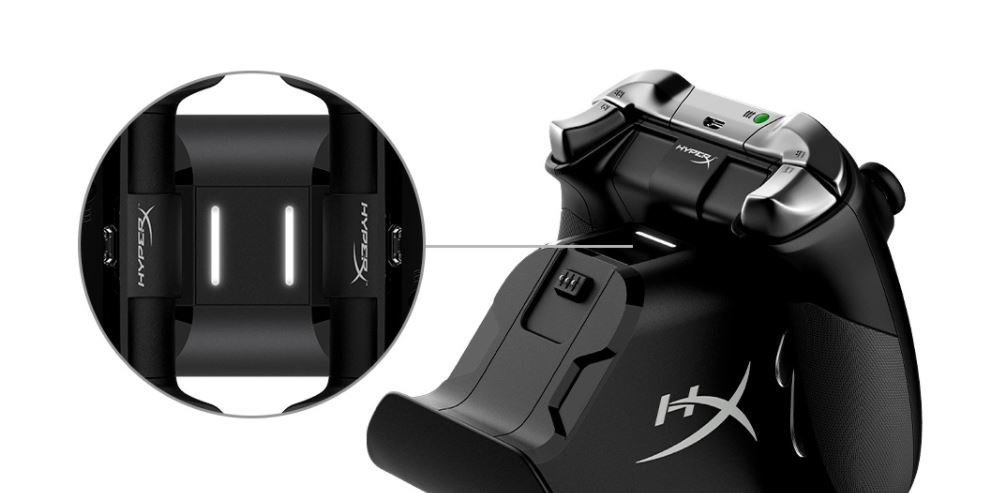 Dokovací stanice HyperX ChargePlay Duo pro Xbox One