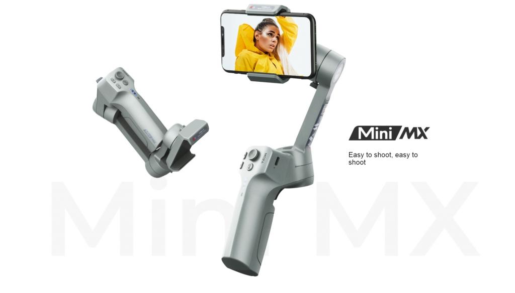 Elektronický stabilizátor Moza Mini MX