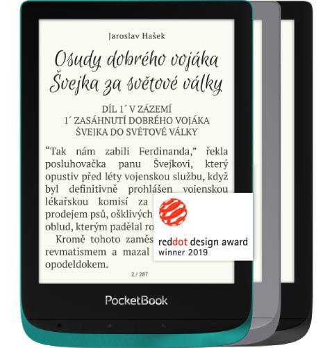 Čítačka kníh PocketBook Touch Lux 4
