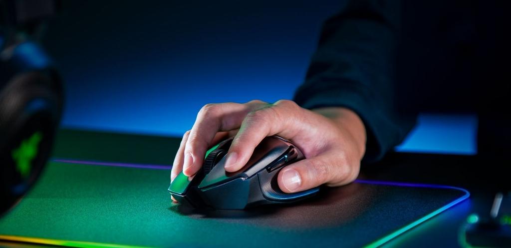 Herní myš Razer Basilisk X HyperSpeed