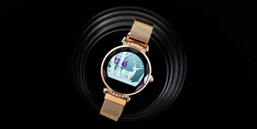 Smart hodinky Smartomat Sparkband