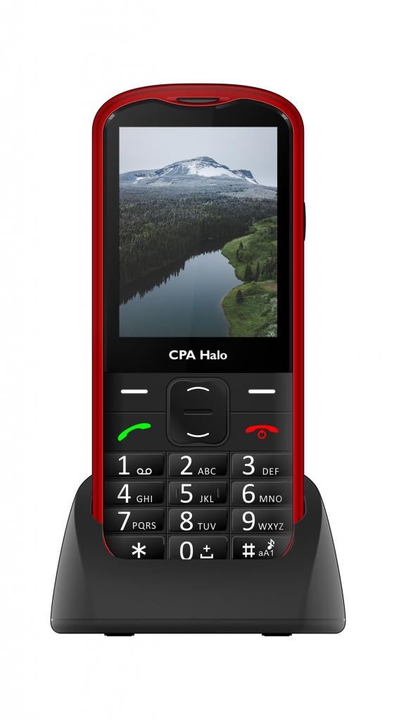 CPA Halo 18 červená