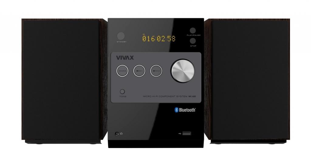 Mikrosystém Vivax MC-600