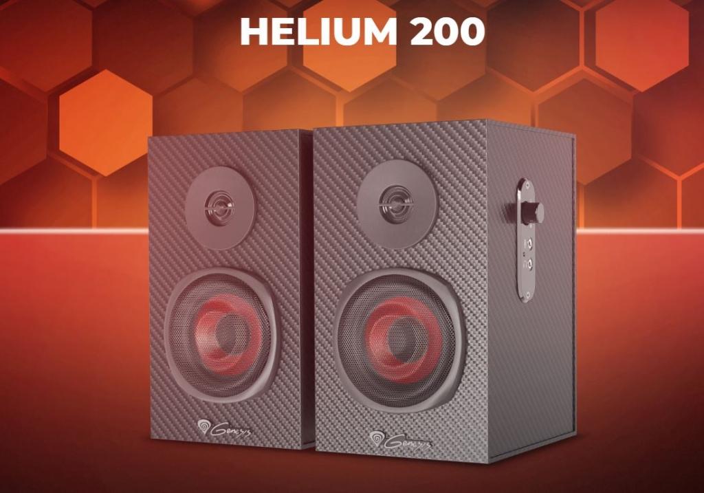 PC reproduktory Genesis Helium 200