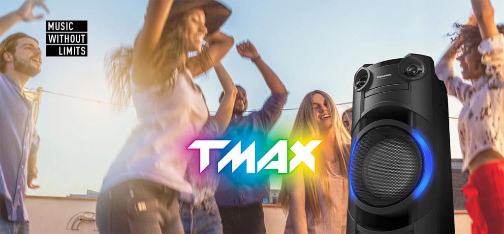 Panasonic SC-TMAX10E