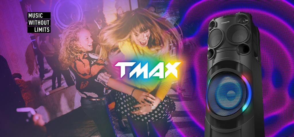 Panasonic SC-TMAX40E