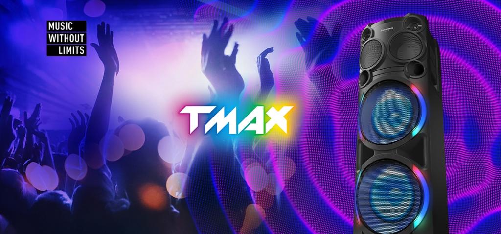 Panasonic SC-TMAX50E