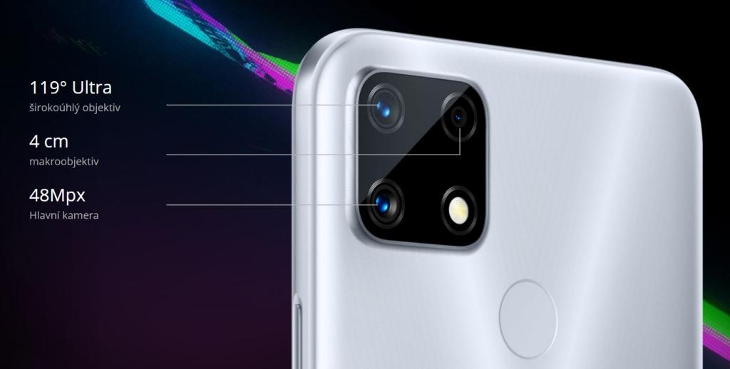 Mobilní telefon Realme 7i