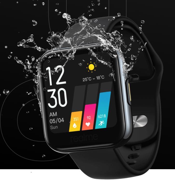 Chytré hodinky Realme Watch