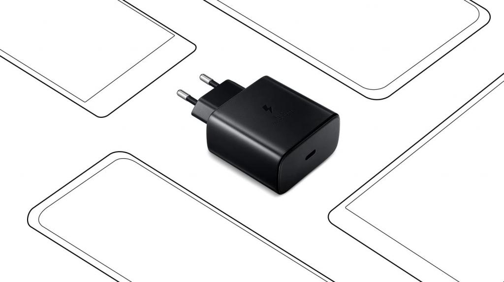 Nabíječka Samsung 45 W