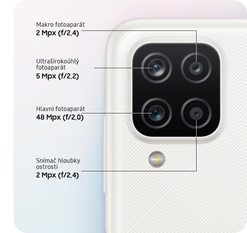 Mobilný telefón Samsung Galaxy A12
