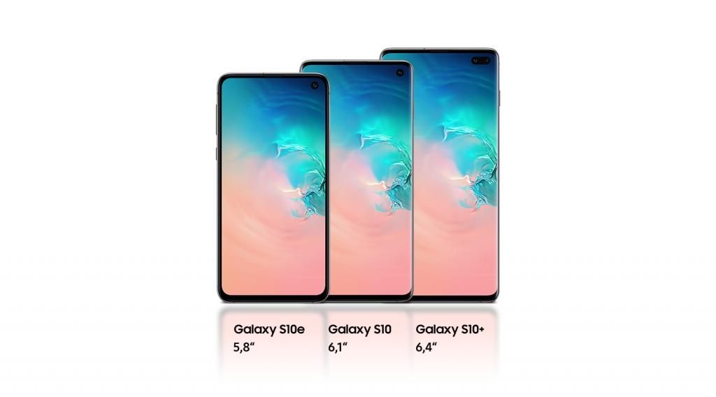 Séria Samsung Galaxy S10