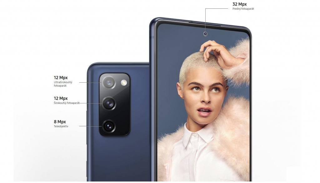 Mobilný telefón Samsung Galaxy S20 FE