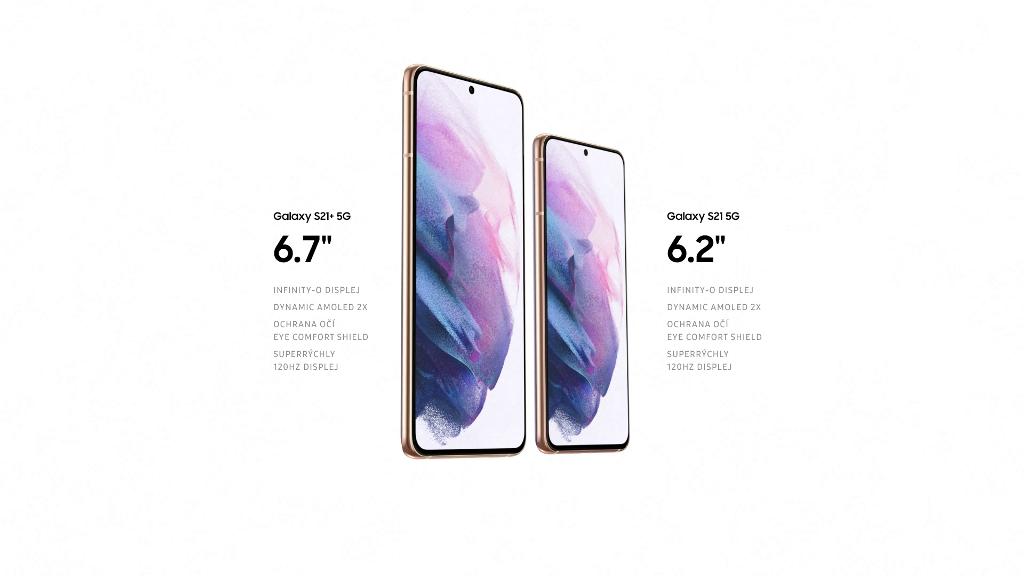 Mobilný telefón Samsung Galaxy S21
