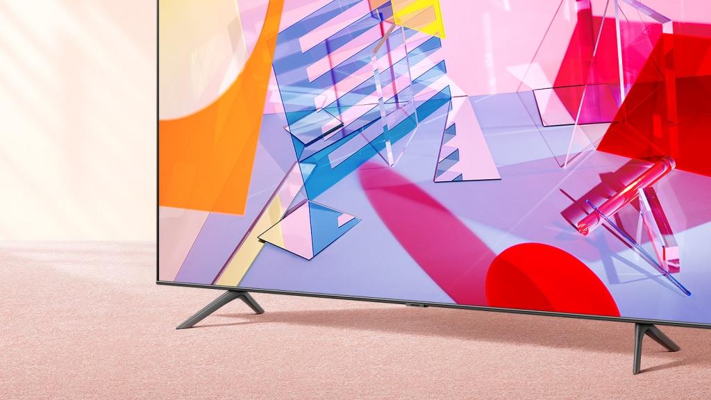 QLED TV Samsung QE55Q64T