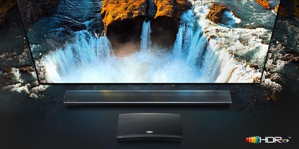 Soundbar Samsung HW-Q80R