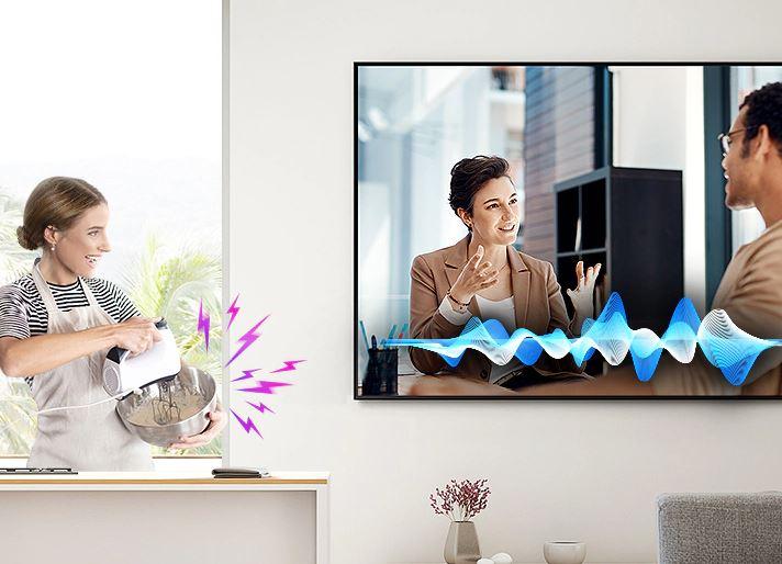 QLED TV Samsung QE75Q800T