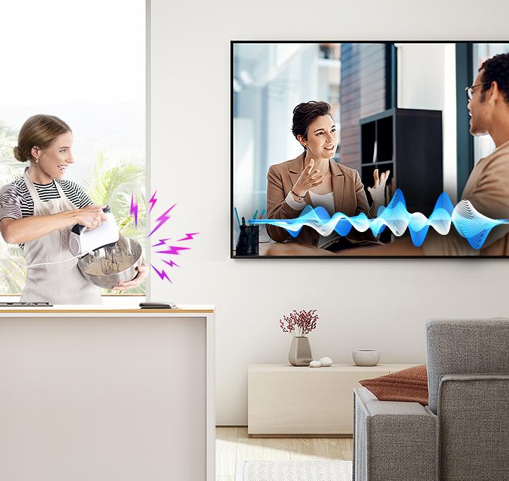 QLED TV Samsung QE55Q90T