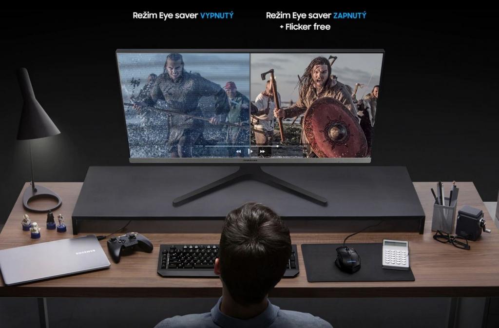 Monitor Samsung S24R350