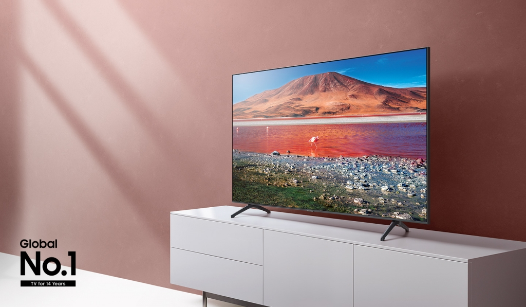 Smart TV Samsung UE55TU7172