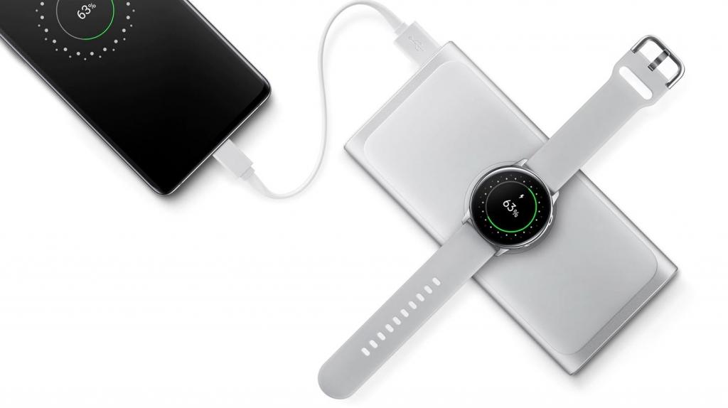 Bezdrátová powerbanka Samsung 10000mAh s QI