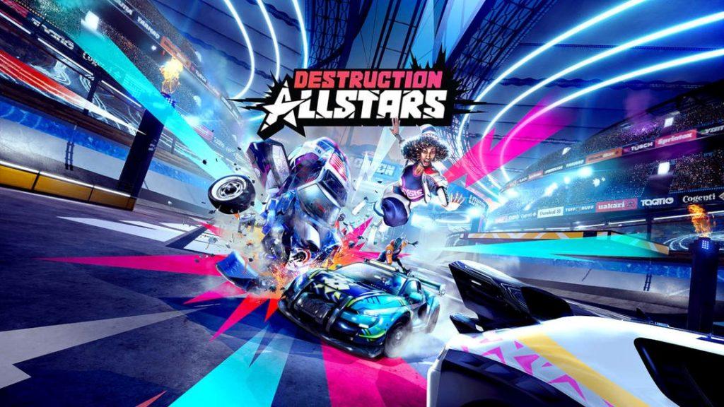 Hra PS5 Destruction AllStars