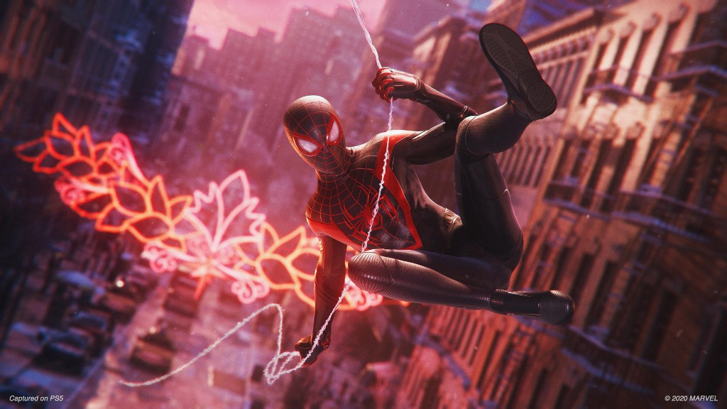 Hra PS5 Marvel's Spider-Man: Miles Morales Ultimate Edition