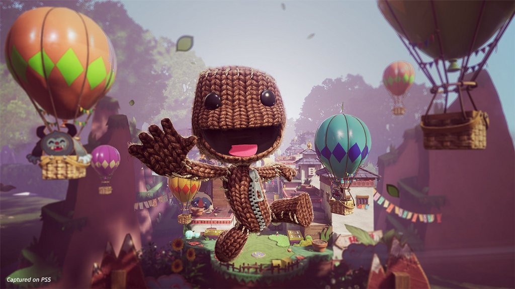 Hra PS5 Sackboy A Big Adventure!