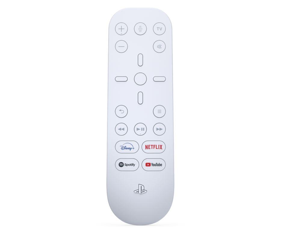 Ovladač Playstation 5 Media Remote