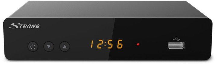 DVB-T2 set-top-box Strong SRT8222