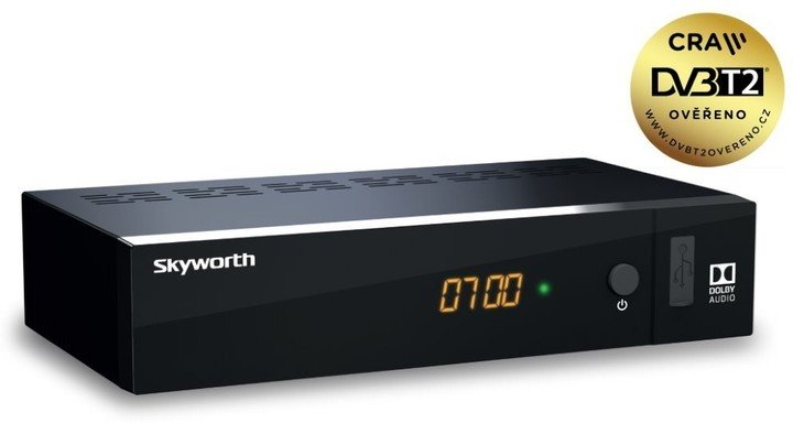 Set-top-box Skyworth SKW-T21FTA