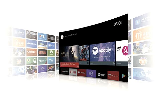 Android TV TCL 40ES561