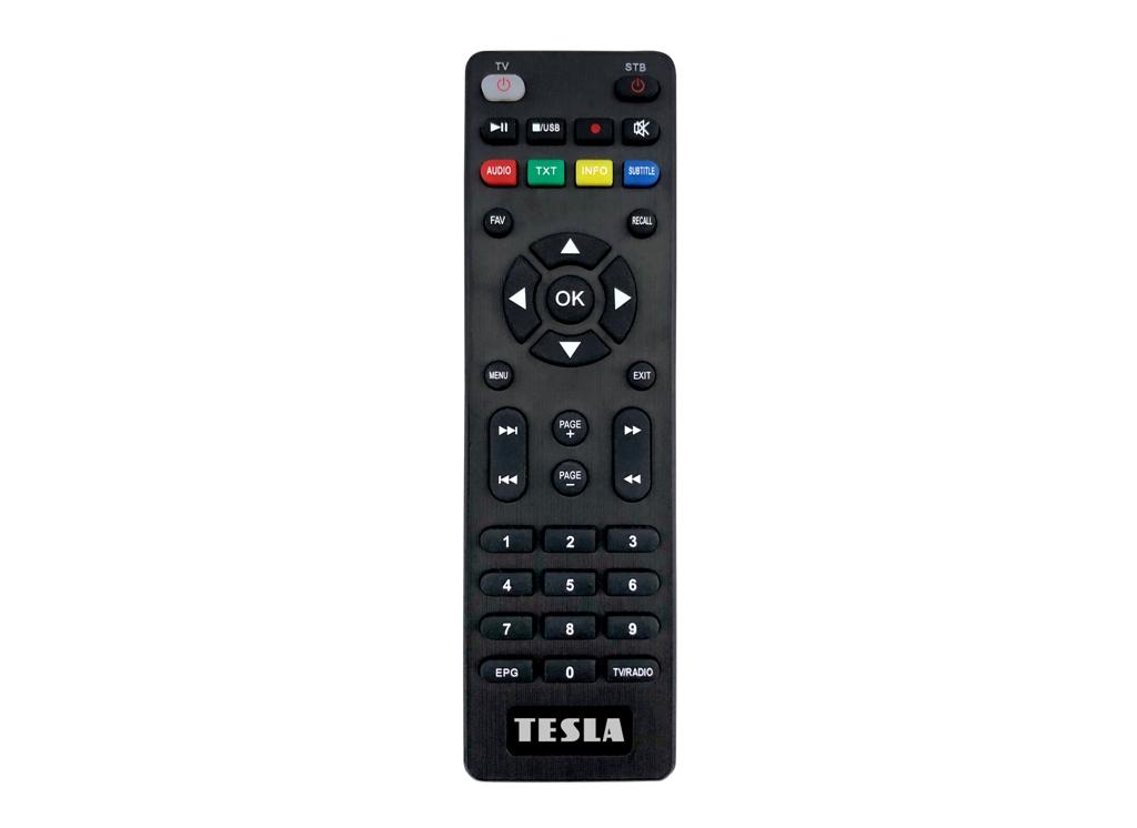 Set-top-box TESLA TE-301 DVB-T2