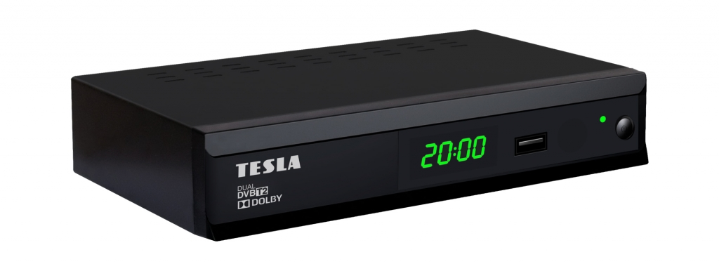 Set top box Tesla DUPLEX T2