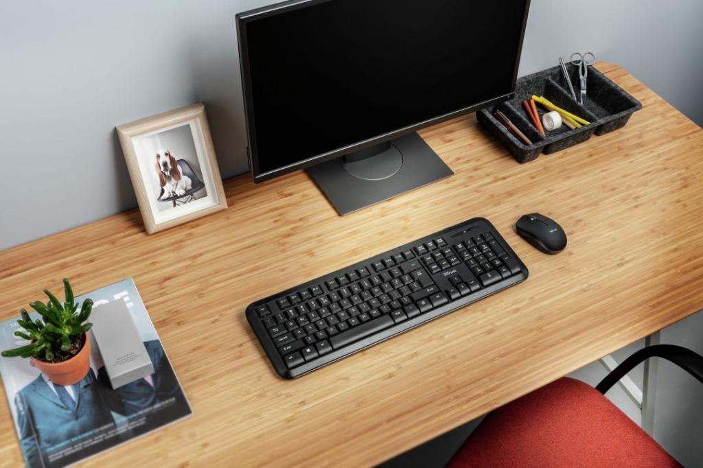 Nova Wireless Keyboard and mouse