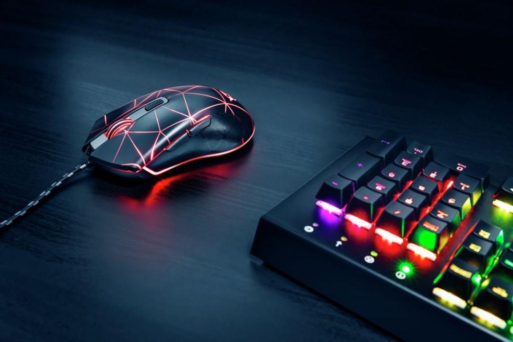 Herná myš Trust GXT 133 Locx