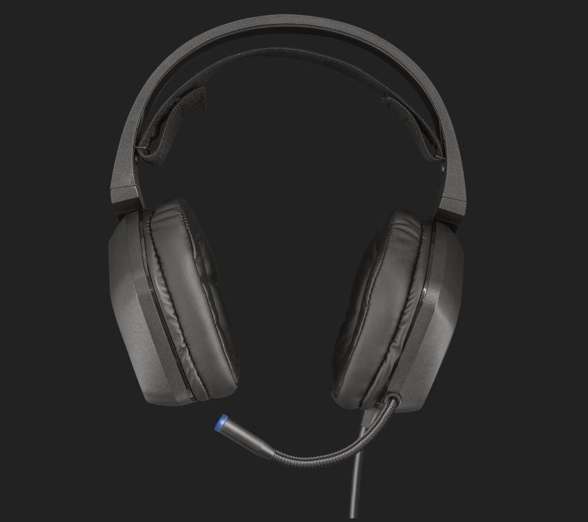 Herné slúchadlá s mikrofónom Trust GXT 450 Blizz Surround Sound