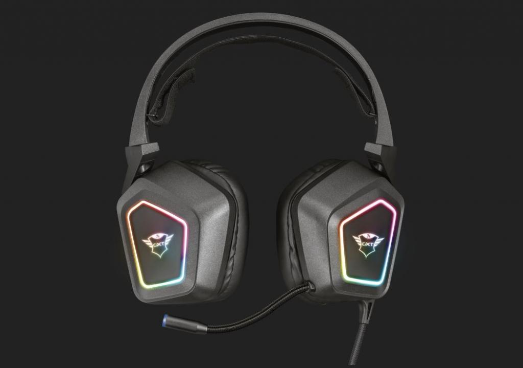 Headset Trust GXT 450 Blizz Surround Sound